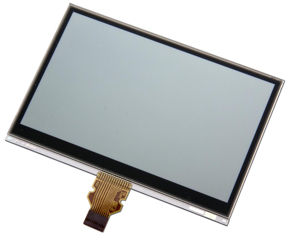 """2.7"""", 400 x 240 pixel Sharp Memory LCD LS027B7DH01"""